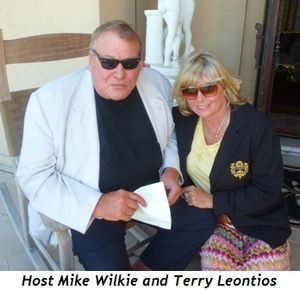 Blog 1 - Host Mike Wilkie and Terry Leontios