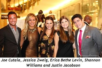 Blog 1 - Joe Cutaia, Jessica Zweig, Erica Bethe Levin, Shannon Williams and Justin Jacobson
