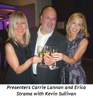 Blog 6 - Presenters Carrie Lannon and Erica Strama with Kevin Sullivan
