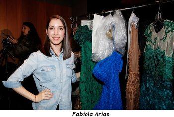 Fabiola+Arias+Fabiola+Arias+Backstage+Fall+vvtEcXzRq9Gl
