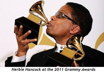 Blog 4 - Herbie Hancock at 2011 Grammy Awards