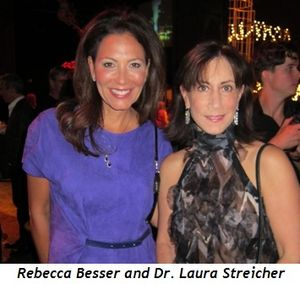 Blog 5 - Rebecca Besser and Dr. Lauren Streicher