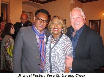 Michael Foster, Vera Chitty, Chuck
