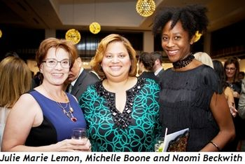 Blog 2 - Julie Marie Lemon, Michelle Boone, Naomi Beckwith