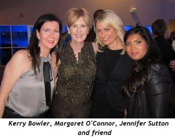 Blog 4 - Kerry Bowler, Margaret O'Connor, Jennifer Sutton and friend