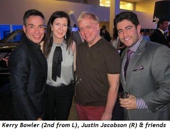 Blog 6 - NAME, Kerry Bowler, NAME and Justin Jacobson