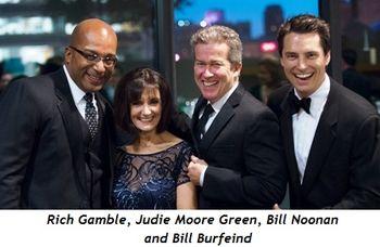 Blog 1 - Rich Gamble, Judie Moore Green, Bill Noonan and Bill Burfeind