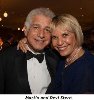 Blog 3 - Martin and Devi Stern