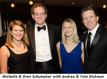 Blog 4 - Michelle and Oren Schumaker with Andrea and Yale Dieckman