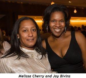 Blog 9 - Melissa Cherry and Joy Bivins