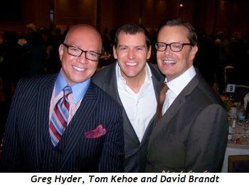 Blog 3 - Greg Hyder, Tom Kehoe and David Brandt