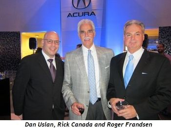 Blog 3 - Dan Uslan, Rick Canada and Roger Frandsen