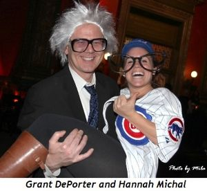 Blog 1 - Grant DePorter and Hannah Michal