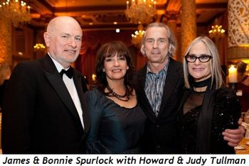 Blog 2 - James & Bonnie Spurlock with Howard & Judy Tullman
