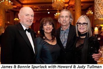 Blog 2 - James & Bonnie Spurlock with Howard & Judy Tullman