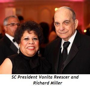 Blog 2 - SC President Vonita Reescer and Richard Miller