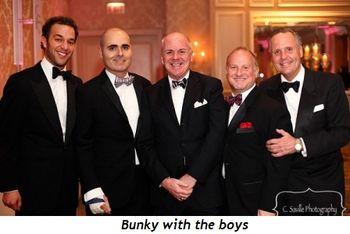 Blog 10 - Bunky and the boys