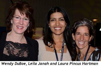 Wendy DuBoe - Leila Janah - Laura Pincus Hartman