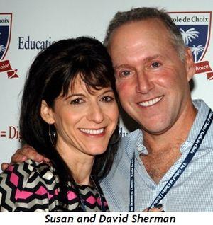 Susan and David Sherman