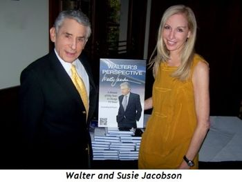 Blog 1 - Walter and Susie Jacobson