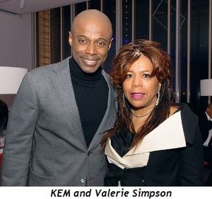 Blog 6 - KEM and Valerie Simpson