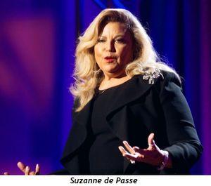 Blog 11 - Suzanne de Passe