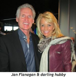 Blog 10 - Jan Flanagan and darling hubby