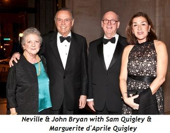 Blog 6 - Neville and John Bryan, Sam Quigley, Marguerite d'Aprile Quigley