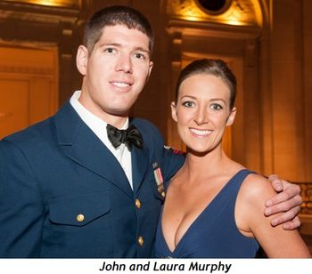 Blog 2 - John and Laura Murphy
