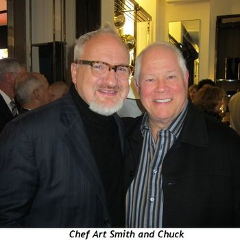 16 - Chef Art Smith and Chuck
