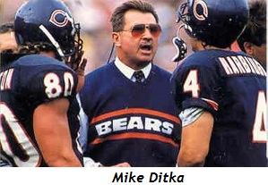 2 - Mike Ditka