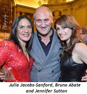 2 - Julia Jacobs-Sanford, Bruno Abate and Jennifer Sutton