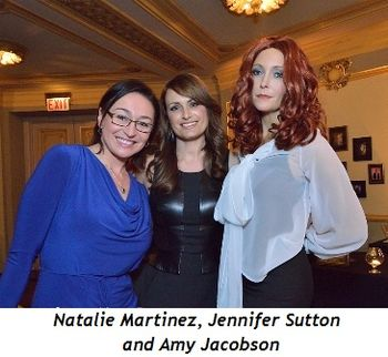 9 - Natalie Martinez, Jennifer Sutton and Amy Jacobson