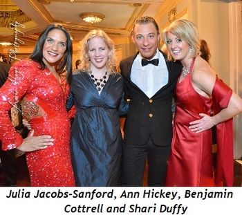 10 - Julia Jacobs-Sanford, Ann Hickey, Benjamin Cottrell and Shari Duffy