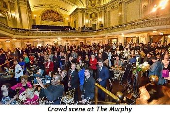 30 - Crowd scene at the Murphy