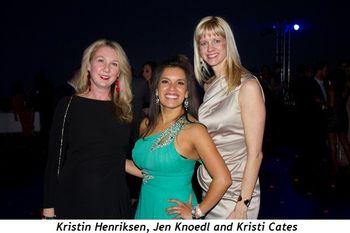 4 - Kristin Henriksen, Jen Knoedl and Kristi Cates