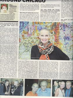 Candace Jordan in Reklama Newspaper 12-12