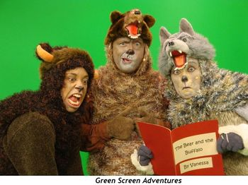 Green Screem Adventures