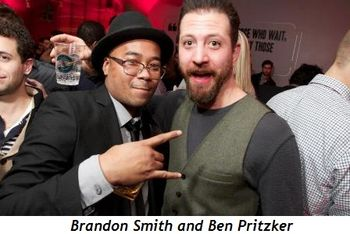 4 - Brandon Smith and Ben Pritzker