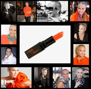 CAMP Cosmetics Candid Candace Lipstick Promo