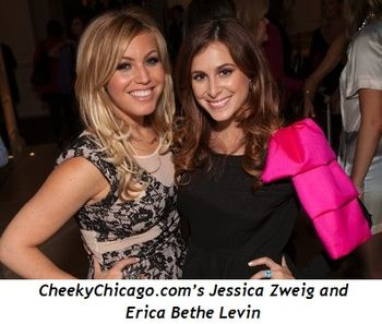 1 - Cheeky Chicago's Jessica Zweig and Erica Bethe Levin