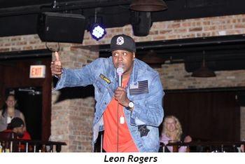 2 - Leon Rogers