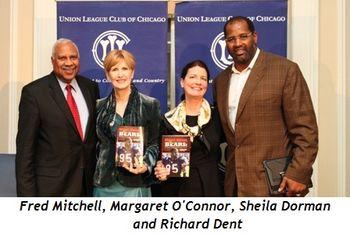 4 - Fred Mitchell, Margaret O'Connor, Sheila Dorman, Richard Dent