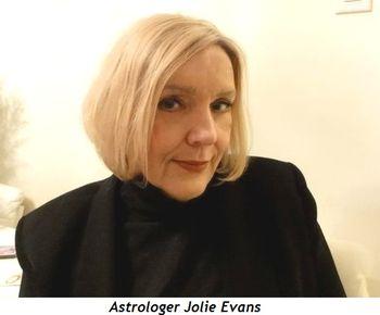 Astrologer Jolie Evans