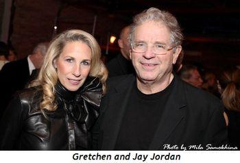 11 - Gretchen and Jay Jordan