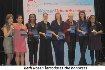 1 - Beth Rosen introduces the honorees