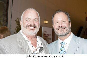 John Cannon and Cary Frank