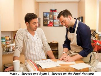 Marc and Ryan Sievers on Food Network