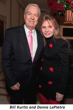 3 - Bill Kurtis and Donna LaPietra