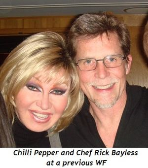 4 - Chilli Pepper and Chef Rick Bayless at a previous WF
